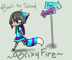 Back to School by Brixyfire