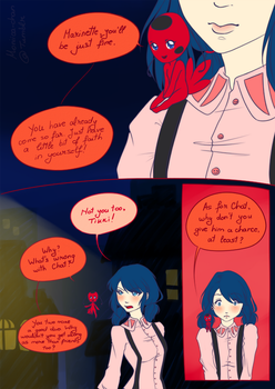 ML: Secrets - Page 5 by Moniica-chan