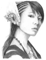 Boa Kwon by mystic-pUlse