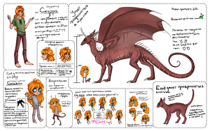 Scurra   reference by CloverCaat