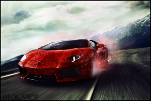 Aventador by NXWxWolves