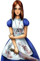 American McGee Alice by AnnaKemushi