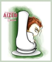 Aizen Chibi 1 by NilLee