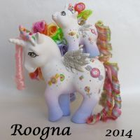 Candy Mom and Baby 2 by Roogna