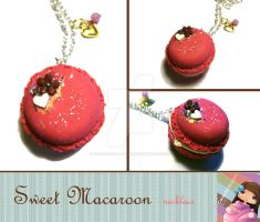 Sweet Macaroon by colourful-blossom