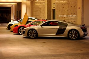 Car Meet by ramyk