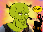 You're in my swamp! by Deadfish-Comics
