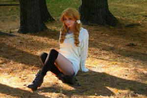 The Seasons are Changing -- Mami Tomoe by SheepishCosplay