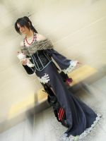 Final Fantasy X: Lulu by NekoFlameAlchemist