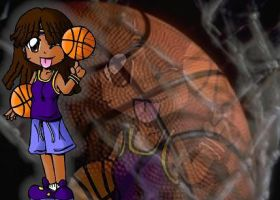 Basketball Chibi by Club-Chibi