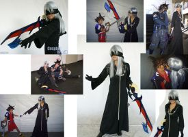riku cosplay and others by belafantasy