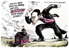 Scott Walker Blows by Deep-Hurting