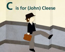 C is for Cleese by whosname