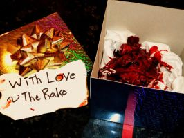 With love The Rake by SnuffBomb