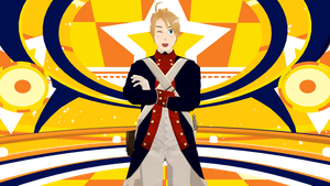 MMD Hetalia - Revolutionary War America by PikaBlaze