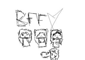 BFF LOL by Gumps