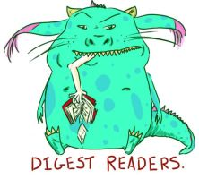 DIGEST READERS by my-ain-sel