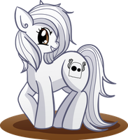 BoxGhost Pony by xkappax