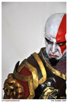 Kratos by Lexedur