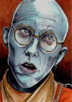 338. Hare Krishna Zombie by Christopher-Manuel