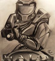 Halo: Combat Evolved by MailJeevas33