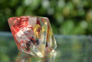 Octahedron 9 by hollyfieldsofgold