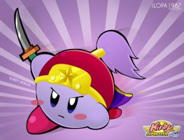 First - Kirby Ninja by Blopa1987