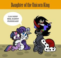 Daddy's Little Girl by toonbat