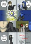 Saix gives Punishment by Lord-Evell