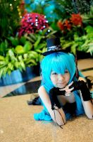 Hatsune Miku Magnet.... by cure-pain