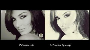 Blanca Soto model, actrice by mady21v