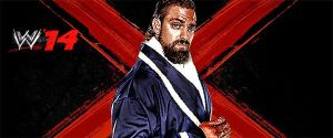 Damien Sandow - WWE '14 Custom Banner by cmpunkster