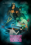 Bloody Vengeance Movie Style Poster by NiteOwl94