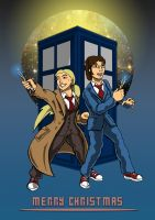 Christmas Gift - Doctor... Two? by MarcusSmiter