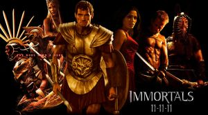 Immortals banner wallpaper by thedemonknight