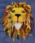 Luna Lovegood Lion Hat #1 by LaurenIsACrazyLlama