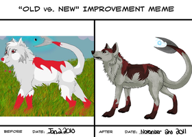 Improvement Meme by McLaren-Spyder