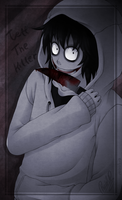 .:I'm watching you - Jeff:. by PuRe-LOVE-G-S