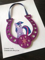 My Little Pony MLP - Twilight Sparkle by ChinookCrafts
