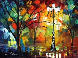 True light by Leonid Afremov by Leonidafremov