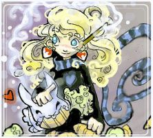 Luna Lovegood from HP by Thinston