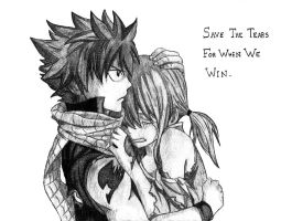 NaLu by TheWindSpirit