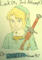 Link (My Second Attempt) by RANDOM-drawer357