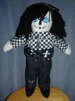 Raggedy Andy Sixx - front by silverfaction