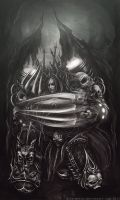 The Night Haunter by d1sarmon1a