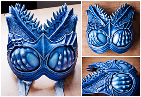 Guild Wars 2 - Orrian Armor Breastplate by elliria