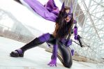 The Huntress_DC COMICS by Gixye