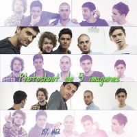 The Wanted Photoshoot 1 by MelSoe