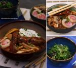 Homemade Udon Noodle for Dinner by theresahelmer