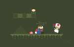 Super Mario Headache by Cliffjumper78
